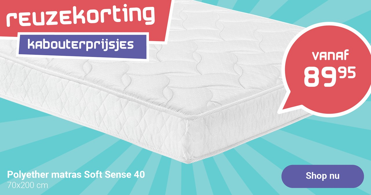 Polyether matras Soft Sense